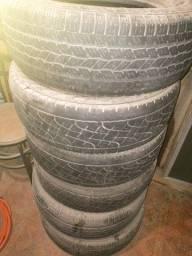 Vendo 4 pneus aro 16