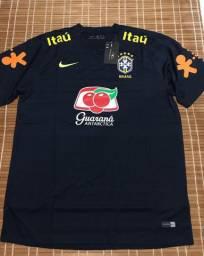 Camisa de time - Tailandesa Seleção Brasileira Treino