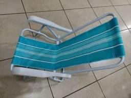 Cadeira de praia reclinavel INFANTIL MOR