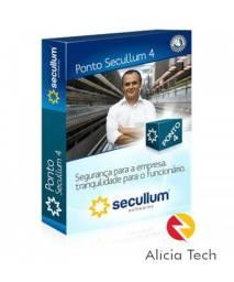 Ponto Secullum 4 (sitema de ponto eletrônico)