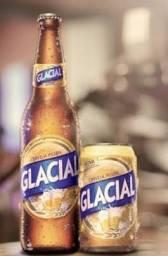 Cerveja glacial 600ml