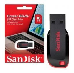 Pendrive 16,32,64,128GB Novo Lacrado Com garantia