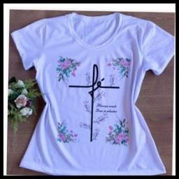 T shirts feminina tamanho G