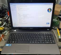 Notebook Acer core i5 2 geração Top + 3 meses de garantia