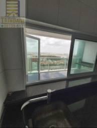 Apartamento No Vivendas Ponta Ponta do farol ,Nascente ,3 Quartos