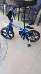bicicleta infantil até 4/5 anos em TRES LAGOAS