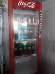 Frizer da coca cola