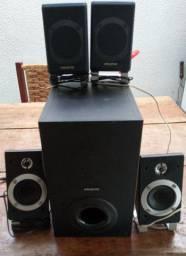 Kit caixas de som