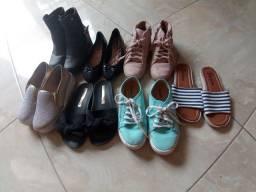 Calçados de menina 34