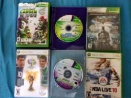 Jogos originais Xbox 360 R$35 cada(2 por 60)