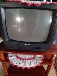 TV TUBO C/CONTROLE NAO FUNCIONA