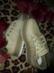 Sapato usado, N37.