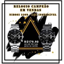 Relógio Analógio Nibosi 2309 - Paracatu(MG)