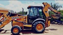 RETRO CASE 580 N  tbm negocio parcelado