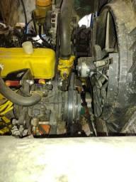 Motor Opala 6cil