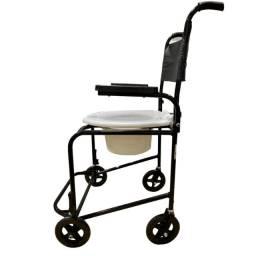 Cadeira de Banho c braço Escamoteável pl202