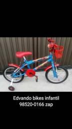Bicicleta Conservada 3 à 6anos /Aro * \entrega não for longe
