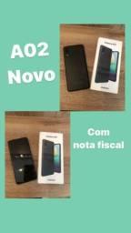 Vendo A02 Novo