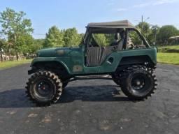 Jeep Willys (Vendo ou pego carro na troca)