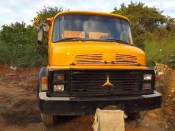 Vendo caminhão caçamba 1113 ano  1985