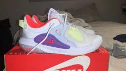 Tênis Nike não foi usado