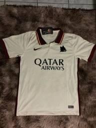 Camisa tailandesa Roma III 2020/2021
