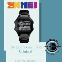 Relógio Skmei 1335 Original a Prova D'água. Produto novo. Dell Variedades.