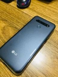 Smartphone LG k41S 32GB 15 dias de uso