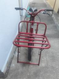 Bicicleta de carga zerada vendo