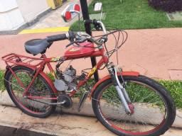 Bicicleta motorizada mobiltrack