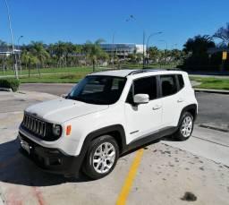 Jeep Renagade longitude 2017
