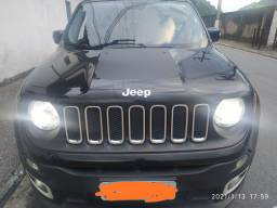 Jeep Renegade Longitude. O mais top da categoria