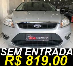 Ford Focus Hatch 2.0 Flex 2012 Automático Ùnico Dono