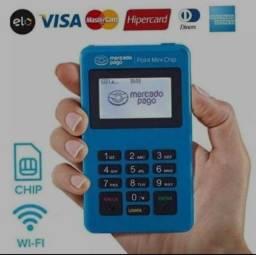 Título do anúncio: Máquineta que não precisa de celular, vem para o mercado pago