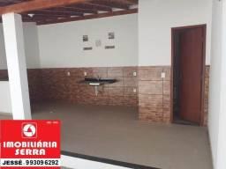 JES 017. Vendo casa nova em Macafé Serra Sede com 70M²