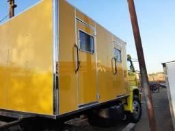 Título do anúncio: cabine suplementar para caminhoes em 12 veses sem juros