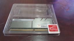 Memória G.Skill Trident Z, 8gb DDR4, 3000mhz, Cinza NOVA