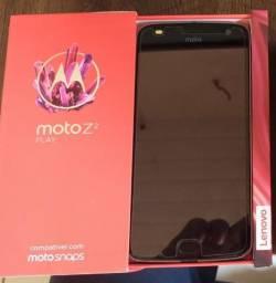 Smartphones Moto Z2 e Snap para negociar