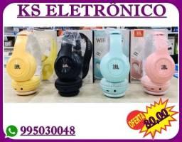 Fone Ouvido Bluetooth Jbl Headphone Sem Fio