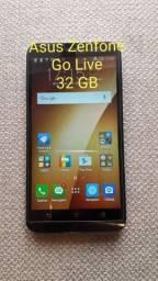 Aparelho Celular Zenfone Go Live