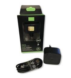 Carregador de celular TURBO ORIGINAL 3.0 Tecnologia entrada V8 micro usb