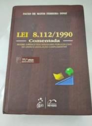 Livro Lei 8112/1990 Comentada