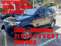 Hilux SW4 SRV 2015 Falar com Ivan Melo Concessionária na Barra