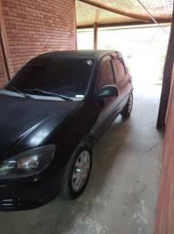Celta 2007 GNV, Vendo ou troco por carro sedan.