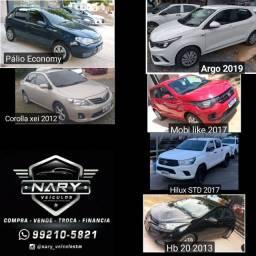 Carros novos e Semi Novos