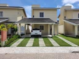 Oportunidade casa duplex, 3 suítes, projetada, lazer cond. lazer completo - Eusébio