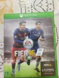 FIFA 16 Xbox one R$25