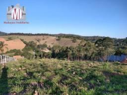 Terreno com escritura, ótima localização, 1000 metros, à venda em Pinhalzinho/SP