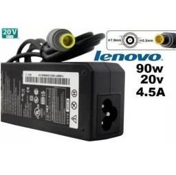 Fonte Notebook Lenovo 90W 20V Original Vários Modelos
