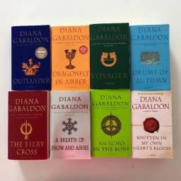 Série de Livros Outlander